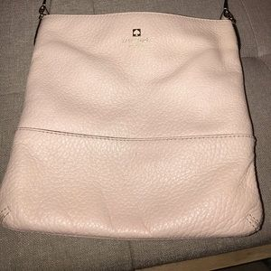 Kate Spade genuine leather crossbody bag